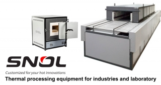 Thermal processing equipment for industries and laboratory