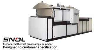Customized thermal processing equipment