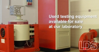 Used testing equipment trade