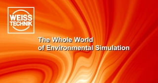 Environmental simulation test chambers, WEISS