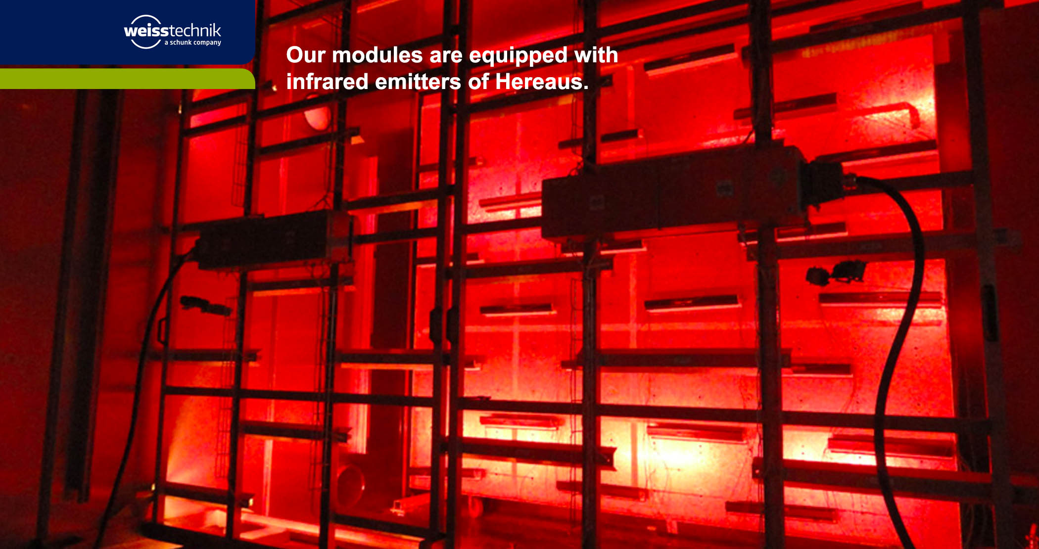 Infrared modules