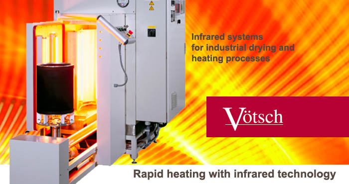 Rapid Heating With Infrared Technology Infrared Systems
