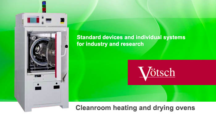 Cleanroom heating and drying ovens